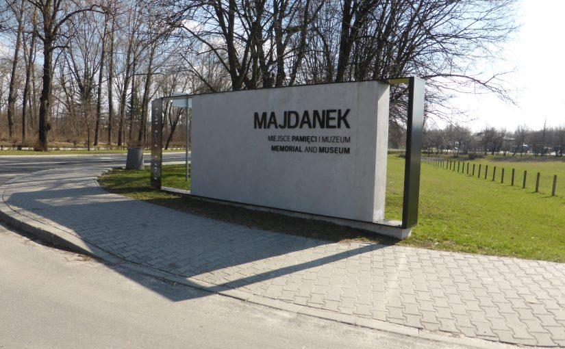 Sharing Heritage 2018  Hamburg und die Gedenkstätte Majdanek